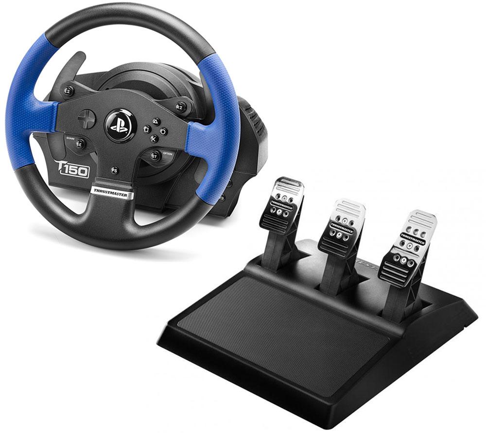 Thrustmaster T150 Pro руль для PS4/PS3/PC недорго, оригинальная цена