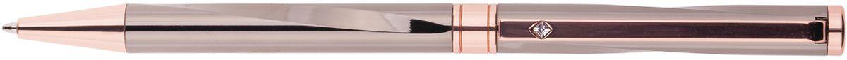 Delucci Ручка шариковая цвет корпуса темно-серый золотистый Ps_11727 полотенца valentini полотенце sea цвет оранжевый набор