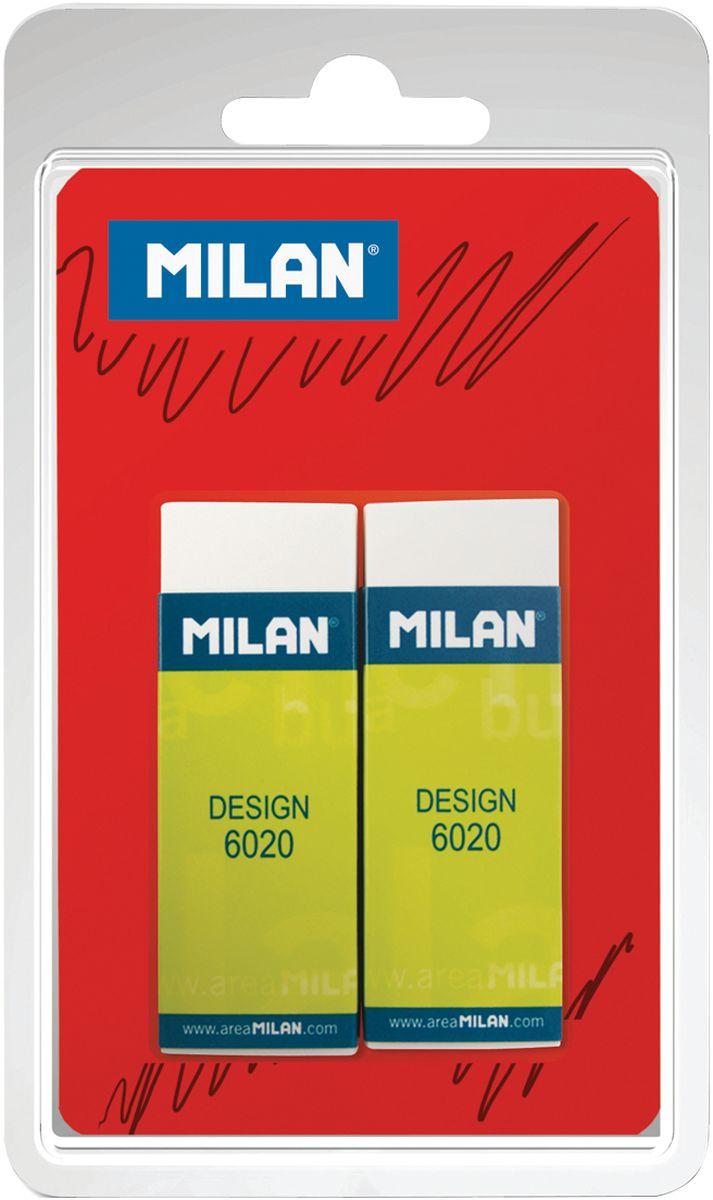 Milan Набор ластиков Design 6020 2 шт набор ластиков factis 24r 2 2 шт