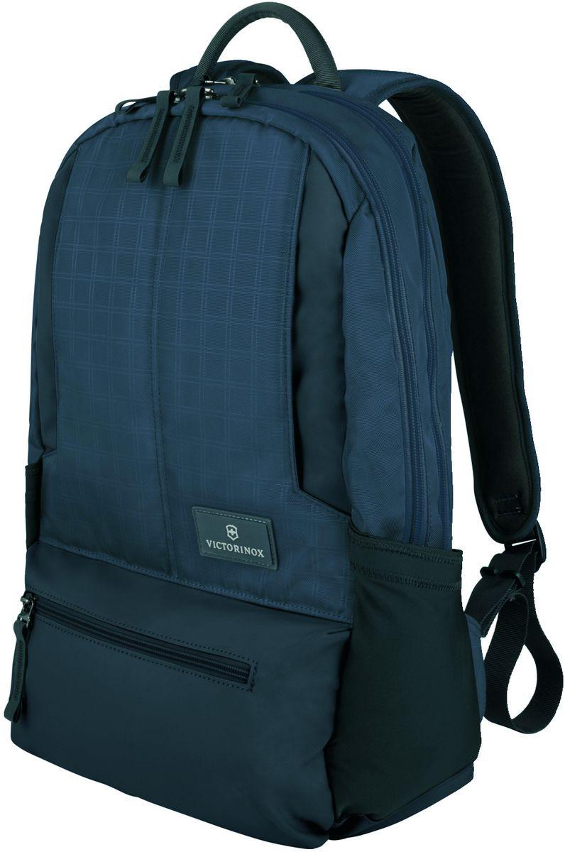 Рюкзак для ноутбука Victorinox Altmont 3.0 Laptop Backpack, цвет: синий, 25 л рюкзак victorinox altmont 3 0 deluxe backpack 17 цвет синий 32388009
