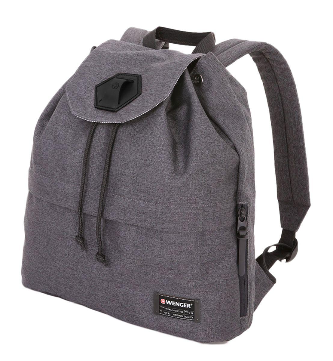 Рюкзак Wenger, цвет: серый. 5332424403 рюкзаки wenger 5332424403