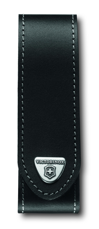 """Чехол для ножей Victorinox """"RangerGrip"""", на ремень, на липучке, цвет: черный, 35 х 40 х 140 мм. 4.0505.L"""