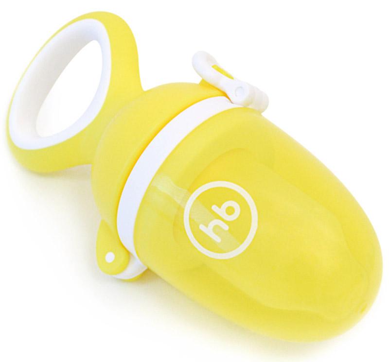 happy baby ниблер с силиконовой сеточкой лайм арт 15009 Happy Baby Ниблер силиконовый Nibbler Twist цвет желтый