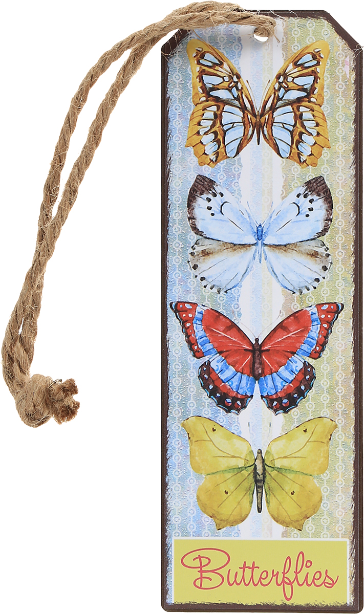Magic Home Закладка декоративная для книг Эффект бабочки