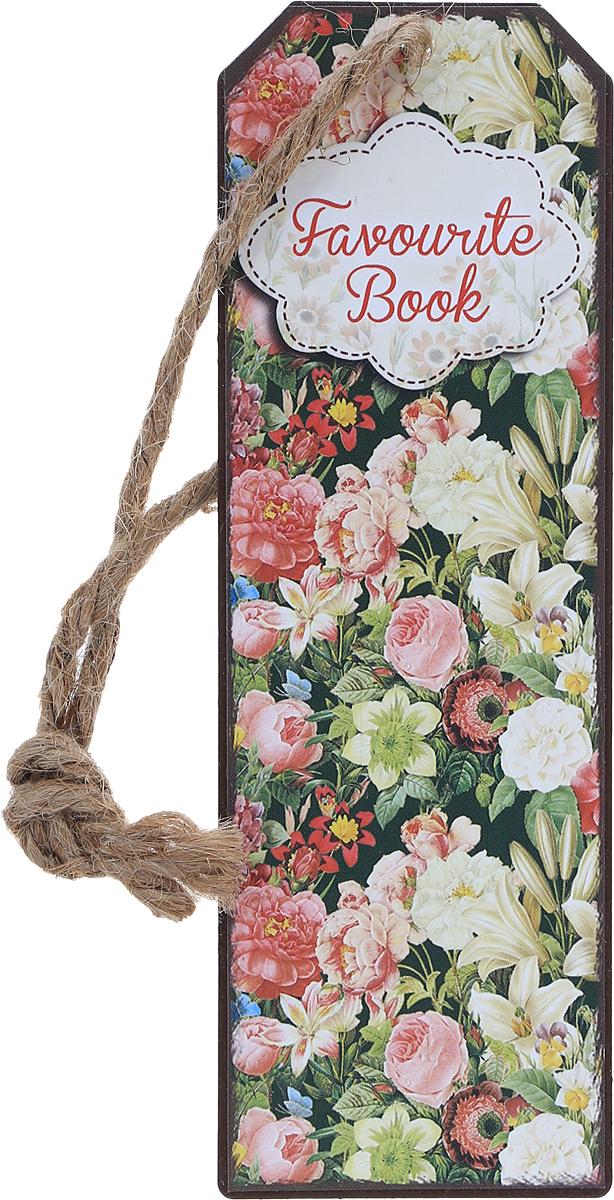 Magic Home Закладка декоративная для книг Райский сад все цены