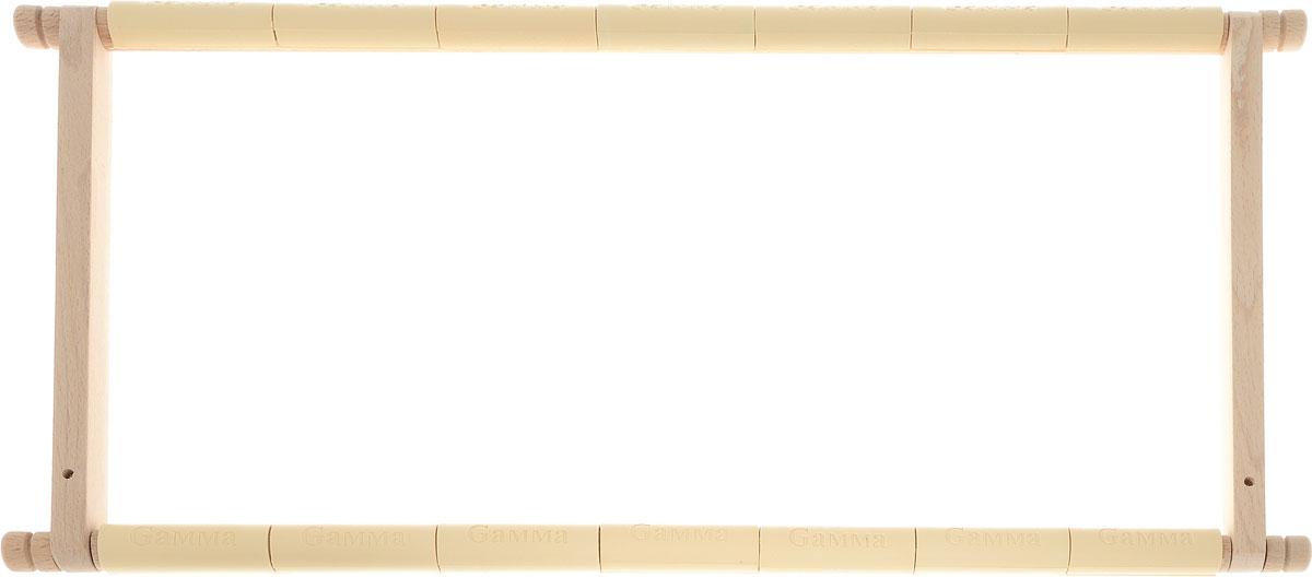 цена на Пяльцы-рамка Gamma, с клипсой, 53 х 30 см