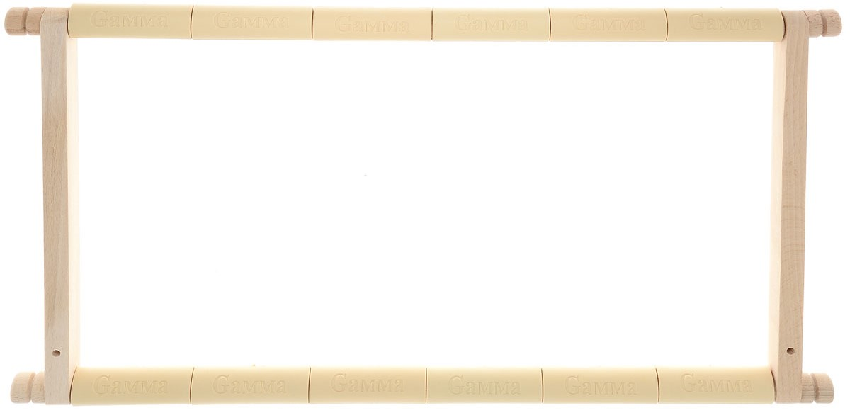 цена на Пяльцы-рамка Gamma, с клипсой, 45 х 30 см