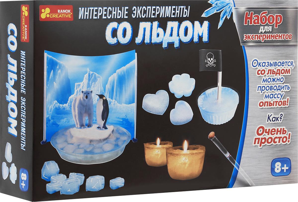 Ranok Набор для опытов Интересные эксперименты со льдом