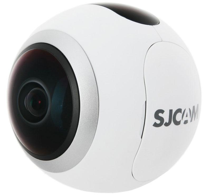 Фото - SJCAM SJ360, White экшн-камера видео
