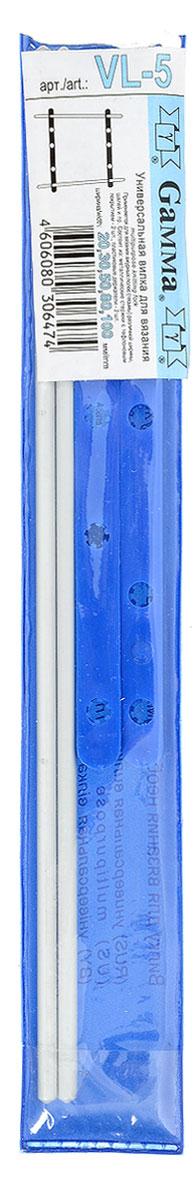 Вилка для вязания Gamma, универсальная вилка амортизационная suntour гидравлическая для велосипедов 26 ход 100 120мм sf14 xcr32 rl 26