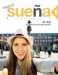 Nuevo Suena 1: Cuaderno de Ejercicios цена и фото