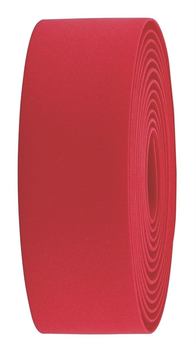 Обмотка руля BBB Race Ribbon, цвет: красный заглушки руля bbb plug