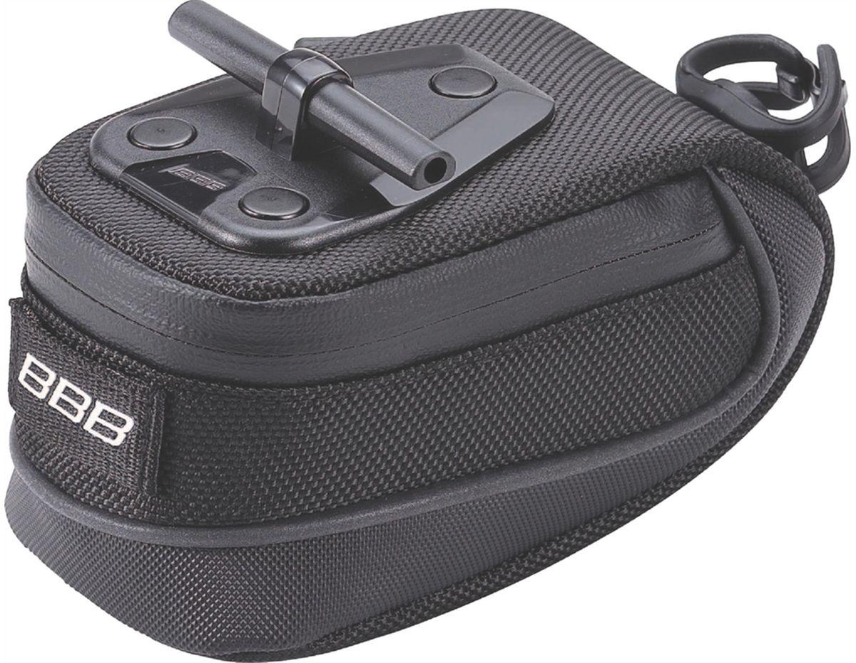 """Велосумка под седло BBB """"StorePack"""", цвет: черный. Размер S"""