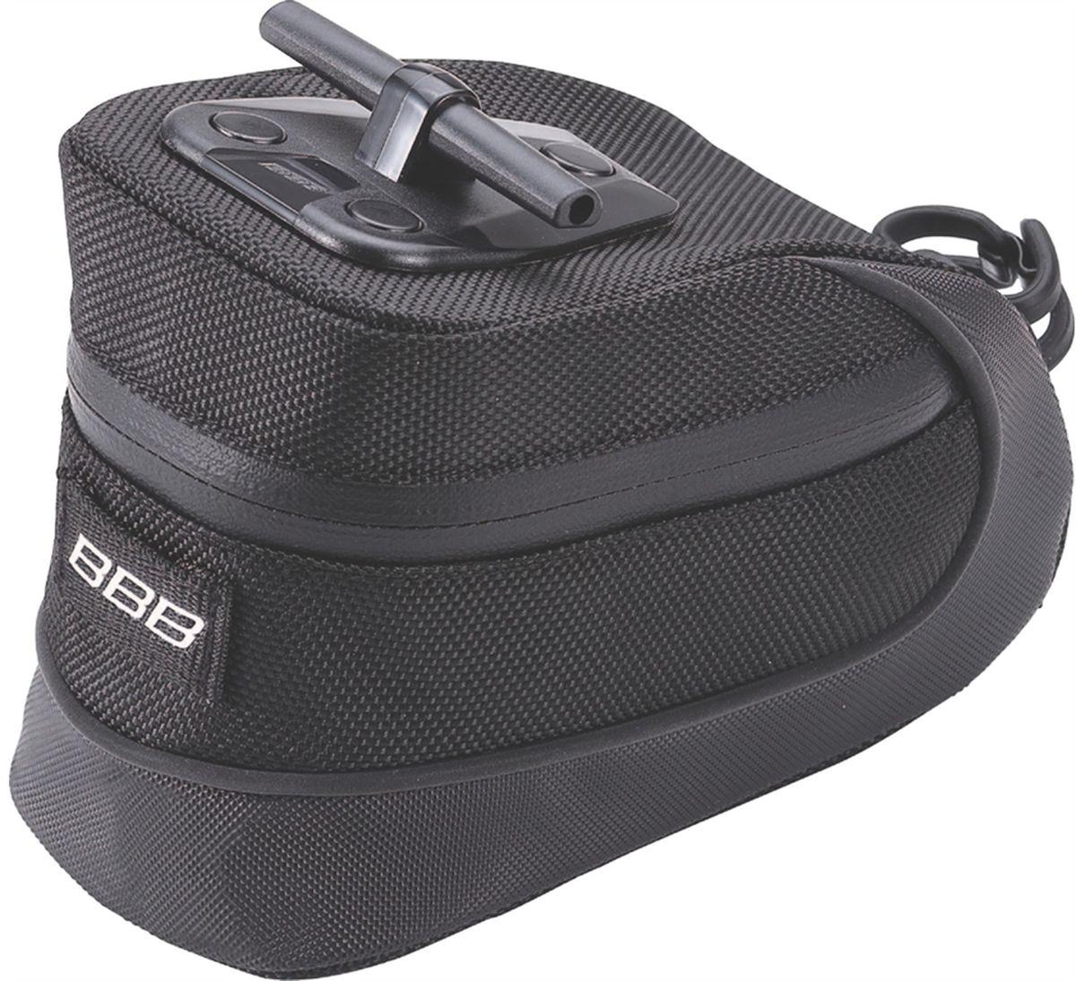 """Велосумка под седло BBB """"StorePack"""", цвет: черный. Размер M"""