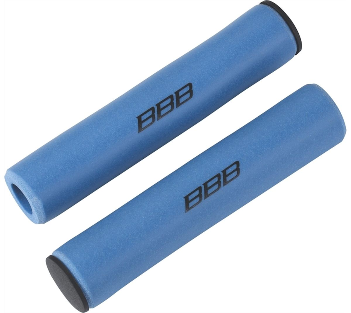 Грипсы BBB Sticky, цвет: синий, 13 см, 2 шт. BHG-34 грипсы bbb