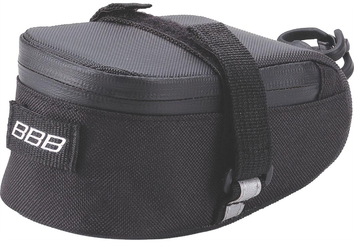 """Велосумка под седло BBB """"EasyPack"""", цвет: черный. Размер S"""