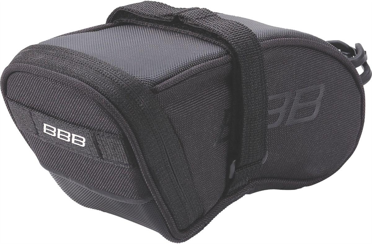Велосумка под седло BBB SpeedPack, цвет: черный. Размер L