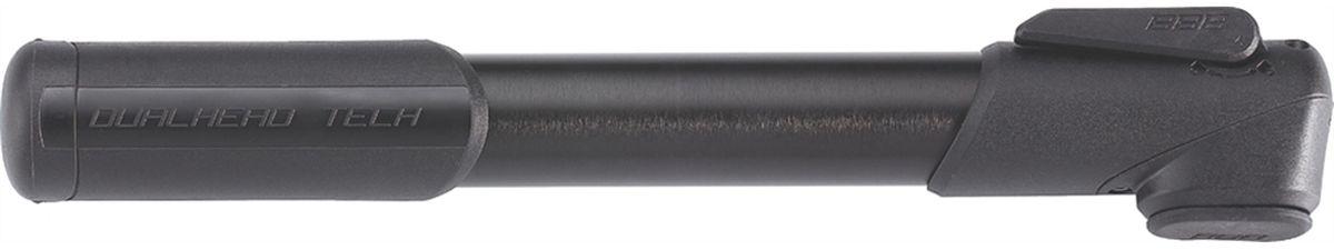 Насос велосипедный BBB WindRush S, цвет: черный, 250 мм голова для насоса bbb dualhead 2 0 цвет черный