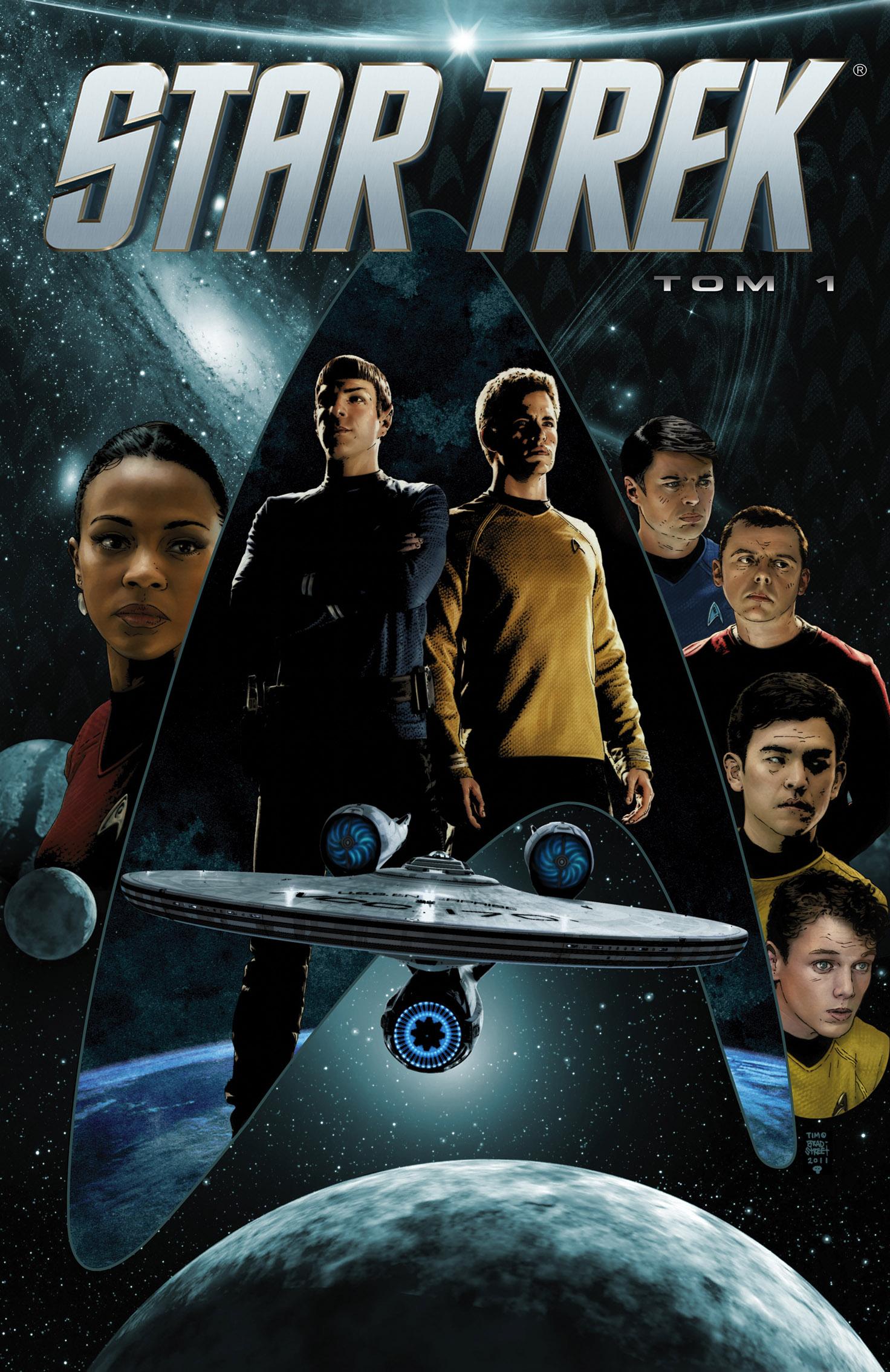 Майк Джонсон Star Trek. Том 1