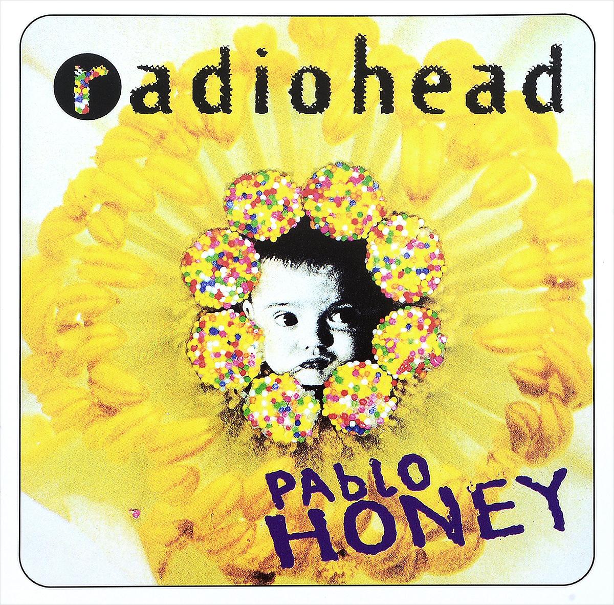Radiohead Radiohead. Pablo Honey radiohead radiohead tkol rmx 1234567 2 cd