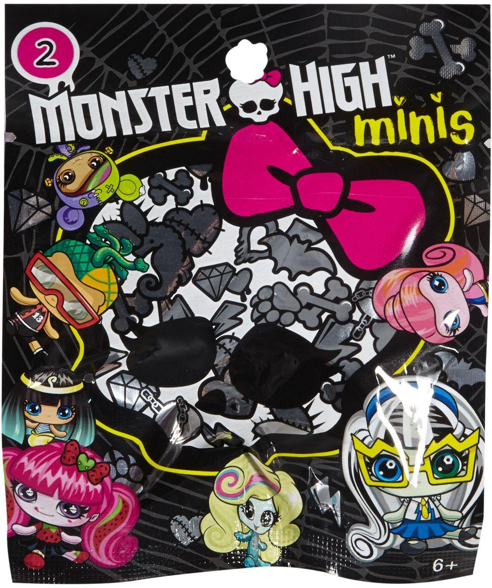 Monster High Фигурка Minis Серия 2