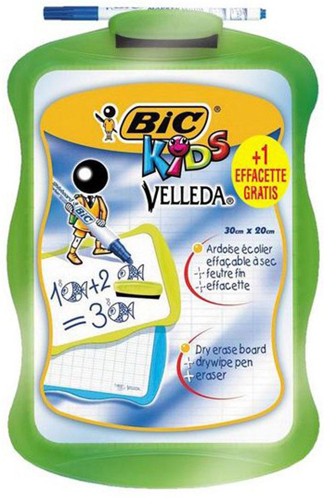 Bic Доска для рисования Velleda цвет зеленый bic доска для рисования velleda цвет синий