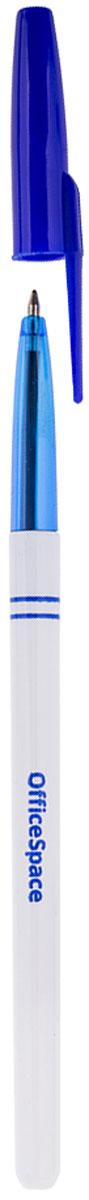 OfficeSpace Набор шариковых ручек цвет синий 50 шт цена
