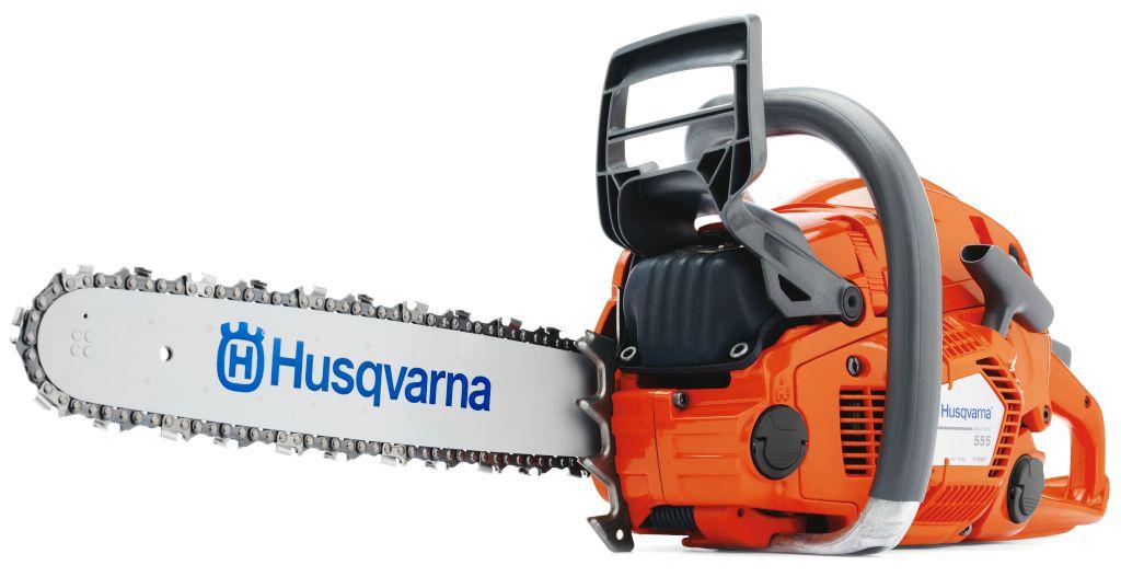 цена на Бензопила Husqvarna 555