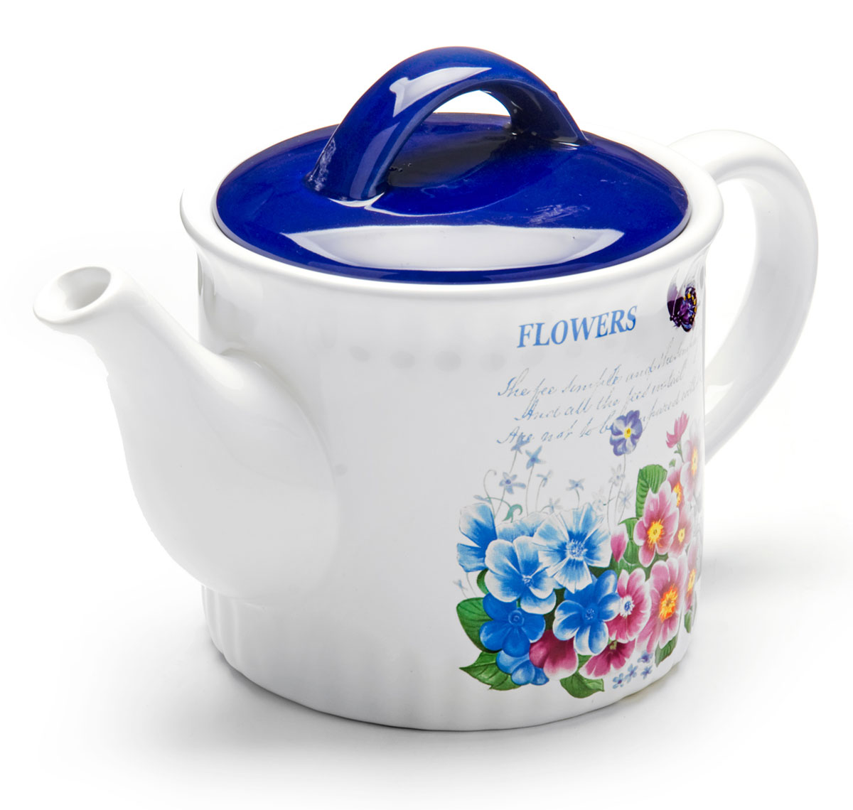 Чайник заварочный Loraine, с крышкой, 730 мл чайник заварочный loraine lr 24849 1