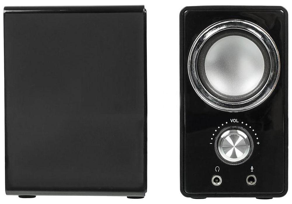 Акустическая система Oklick OK-116, Black oklick ok 128 black акустическая система