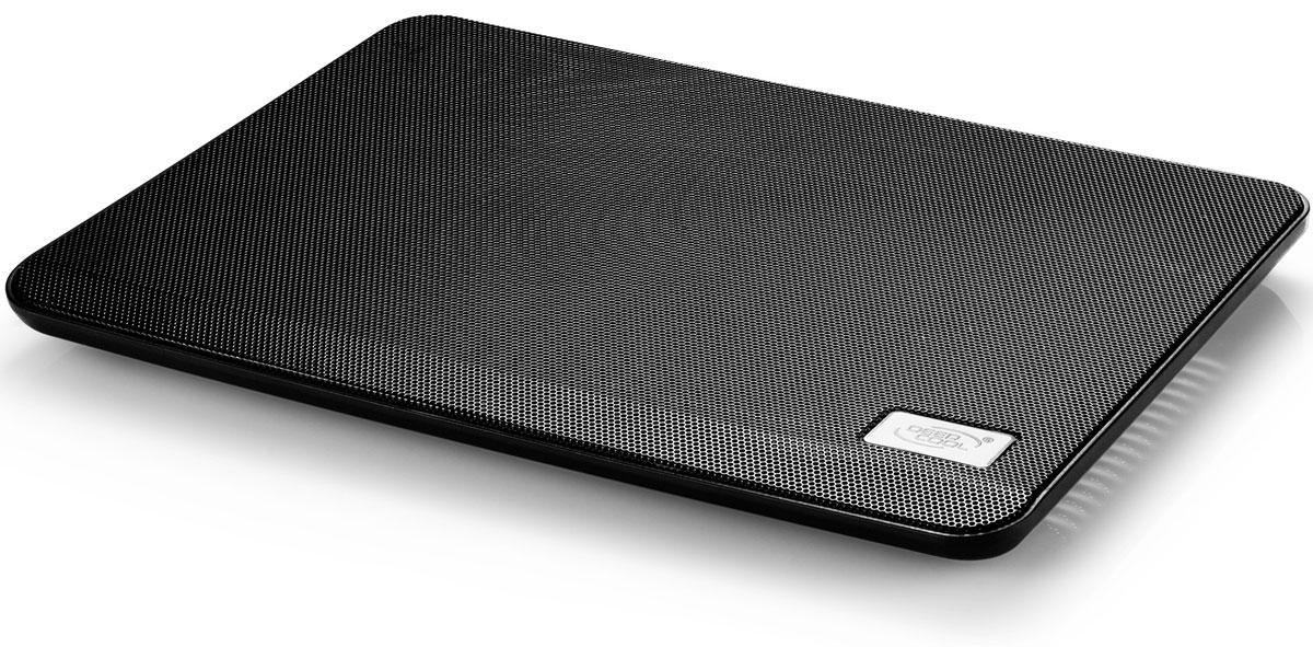 Deepcool N17, Black подставка для ноутбука deepcool охлаждающая подставка для ноутбука deepcool n8 black dp n24n n8bk 17