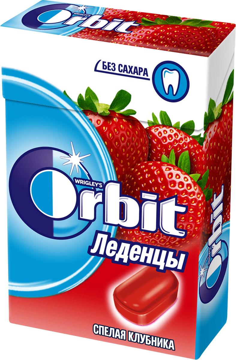 playboy мята леденцы без сахара 50 г Orbit Спелая клубника леденцы, 35 г