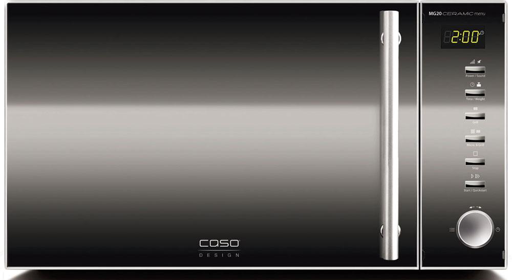 Микроволновая печь CASO MG 20 Ceramic Menu