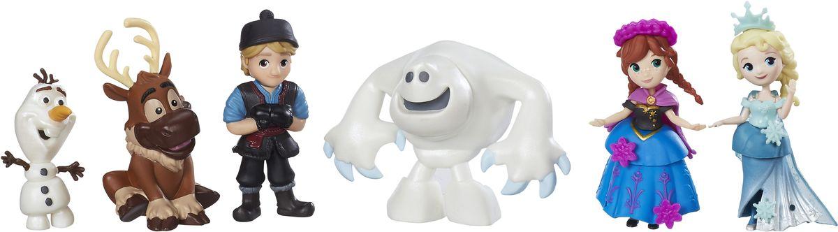 Disney Frozen Набор фигурок Коллекция друзей