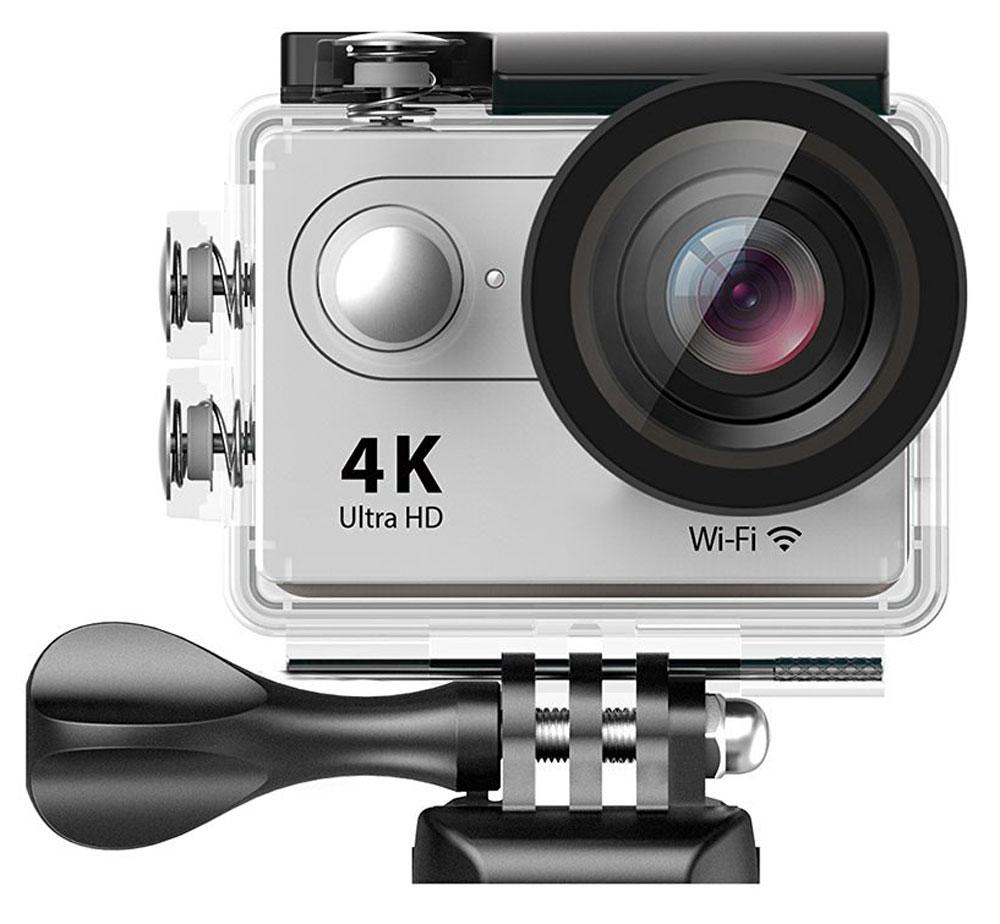 лучшая цена Eken H9 Ultra HD, Silver экшн-камера