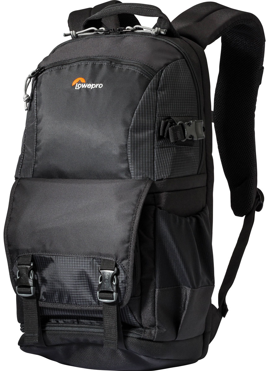 Lowepro Fastpack BP 150 AW II, Black рюкзак для фотоаппарата d7100