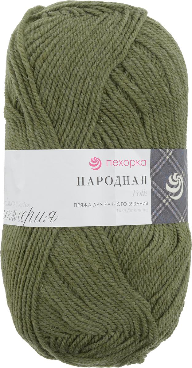 цена Пряжа для вязания Пехорка