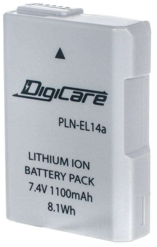 Фото - DigiCare PLN-EL14a аккумулятор для Nikon аккумулятор