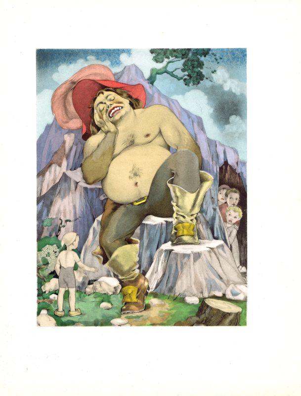 Сцена из сказки Мальчик-с-пальчик. Литография, пошуар. Франция, Париж, 1946 год12-001205Автор(-ы): Брунеллески, Умберто (Brunelleschi, Umberto). Место издания: Франция, Париж Год: 1946 Размер листа: 19 х 25 см. Состояние отличное. Причины вкладывать деньги в антиквариат в кризис. Статья OZON Гид