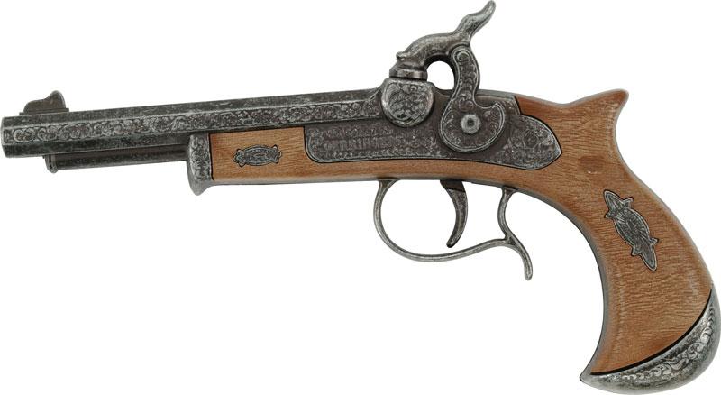 Schrodel Пистолет Derringer Single Shot пистолет schrodel blunderbuss pirat 27см 5031691
