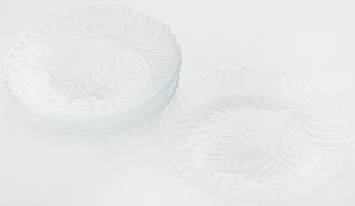 Набор тарелок Pasabahce Sultana, диаметр 24 см, 6 шт