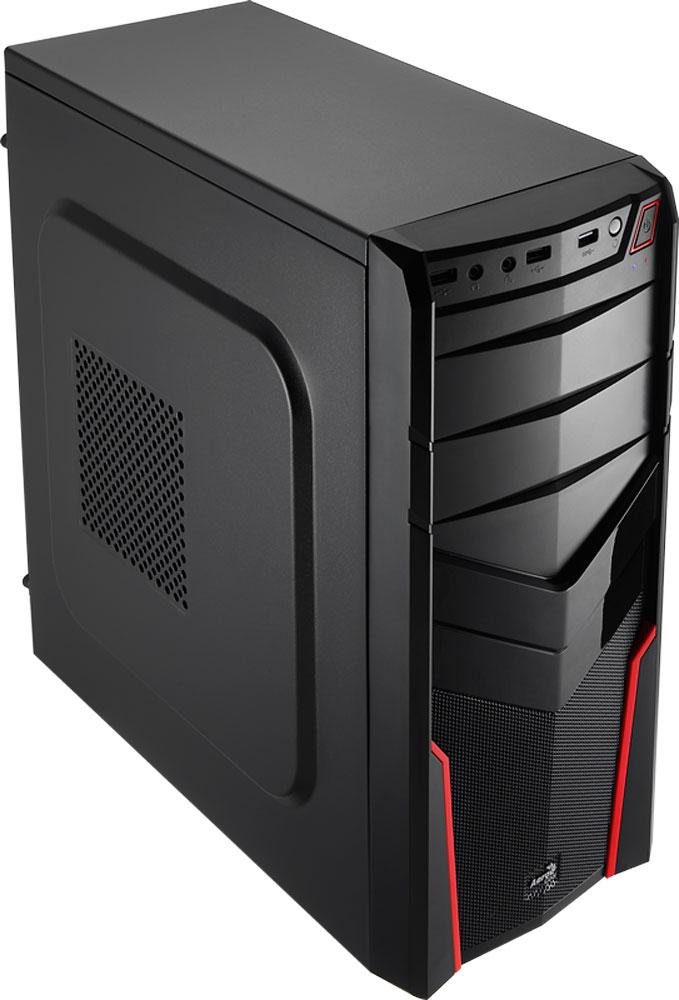 Aerocool V2X, Red компьютерный корпус v2x red