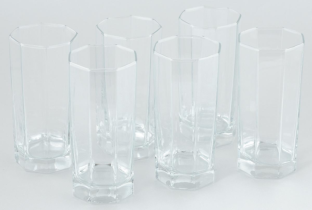 Набор стаканов для пива Pasabahce Kosem, 380 мл, 6 шт набор стаканов для пива pasabahce pub 320 мл 3 шт