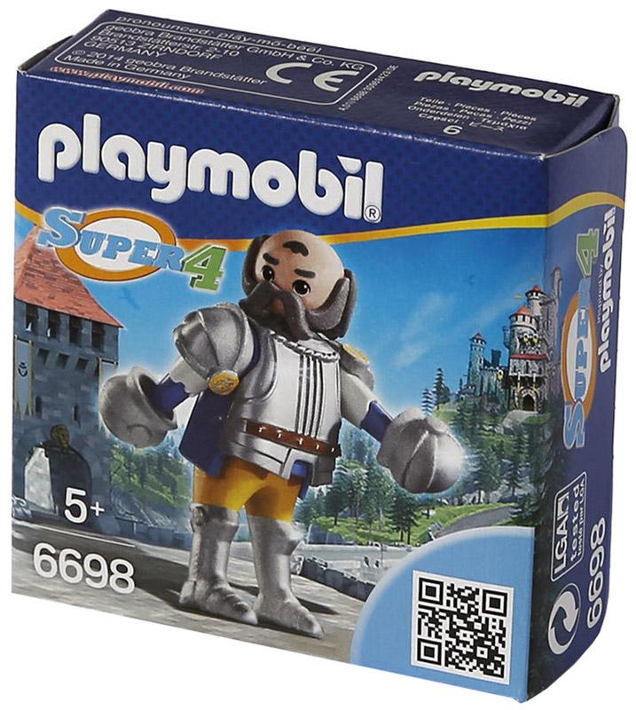 Playmobil Игровой набор Королевский страж Сэра Ульфа