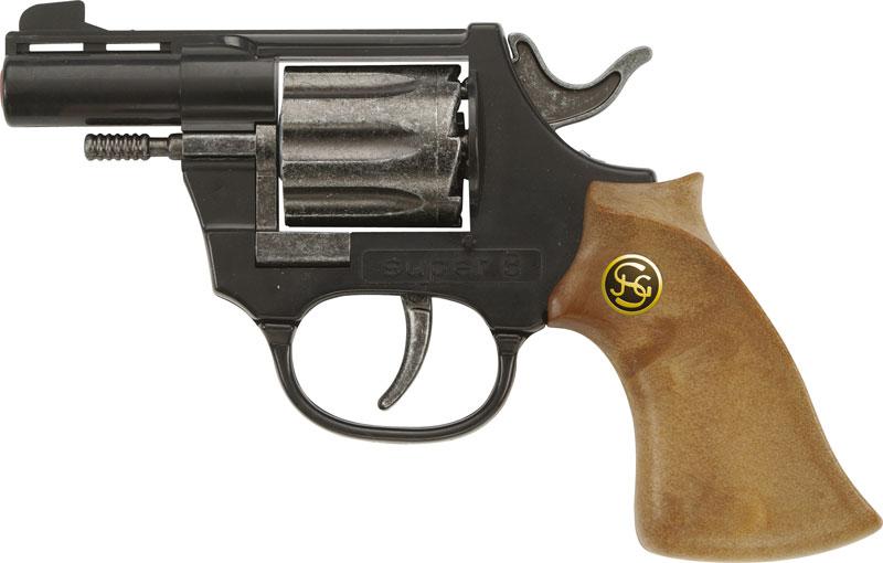 Schrodel Пистолет Super 8 пистолет schrodel super 8 14 5 см