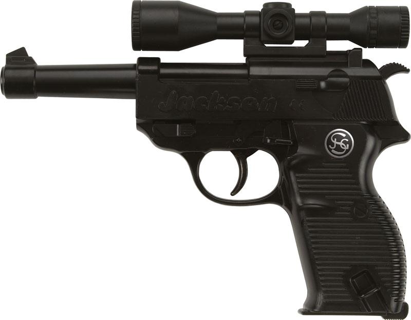 Schrodel Пистолет Jackson schrodel пистолет buntline revolver