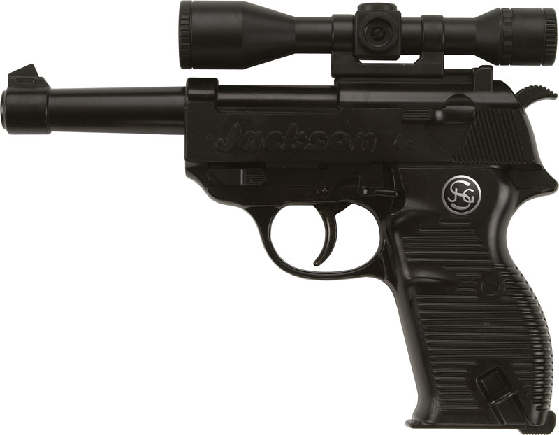 Schrodel Пистолет Jackson пистолет schrodel super 8 14 5 см