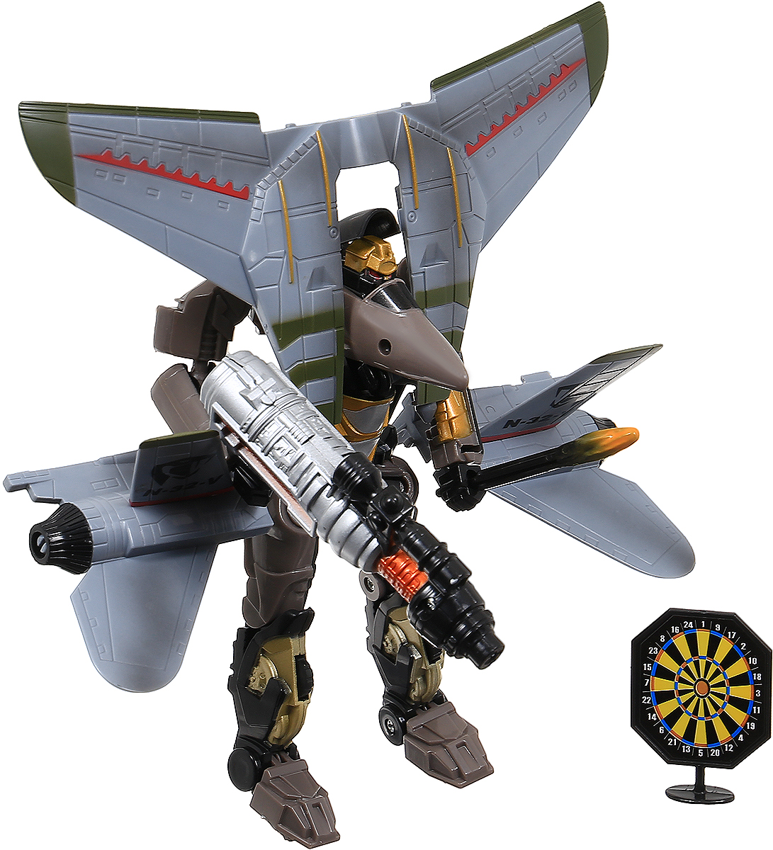 Able Star Робот-трансформер Fighter Jet