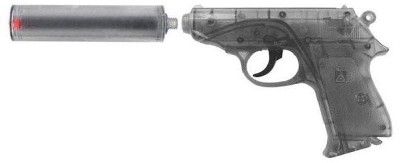 Sohni-Wicke Пистолет Special Agent с глушителем недорго, оригинальная цена