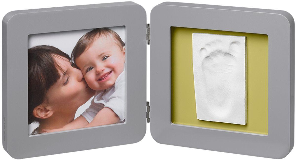 Baby Art Рамка для оттисков Модерн двойная с 4 подложками